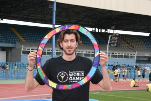 Kyriacos Ioannou (High Jump Athlete)
